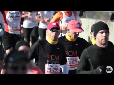 New York City Marathon - Ponte da Verrazano