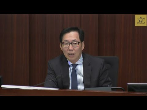 Special meeting of Finance Committee - Session 15: Innovation and Technology(2018/04/19)