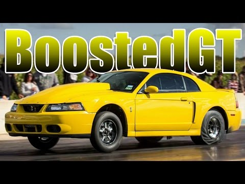 BoostedGT – NO PREP Racing @ King of the Streets!
