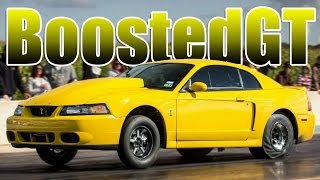 BoostedGT - NO PREP Racing @ King of the Streets!