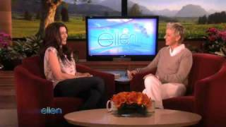 Julianna Margulies Visits Ellen for the First Time