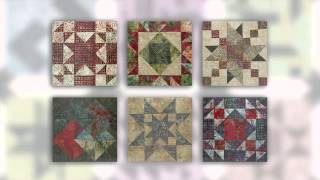 Studio Sampler Quilt Along: Series Preview