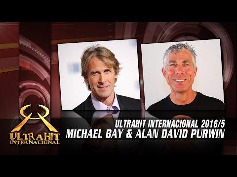 Michael Bay y Alan David Purwin