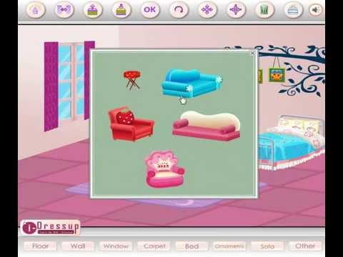 Tween Bedroom Decoration (Переделка комнаты для близнецов) - прохождение игры