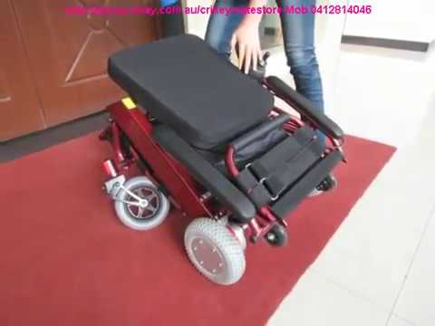 Lightweight electric wheelchair why this model offers so for Lightweight motorized folding wheelchair