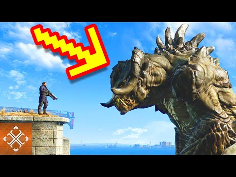 Top 10 Hardest Things To Kill In Video Games