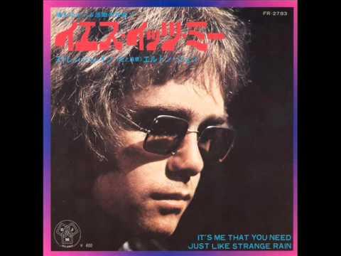 イエス・イッツ・ミー/エルトン・ジョン It's Me That You Need/Elton John mp3