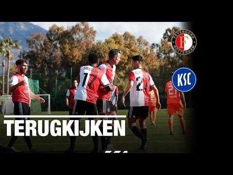 LIVESTREAM | Feyenoord - Karlsruher SC (aftrap: 12:00 uur)