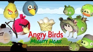 Angry Birds Mighty Hoax