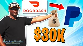 How To Get $30k Paypal Business Loan No Credit Check As Doordash Delivery Driver 2021