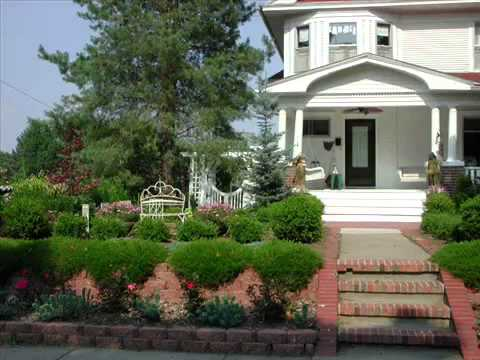Front Fard Garden Ideas I Front Yard Landscaping Ideas Around Trees