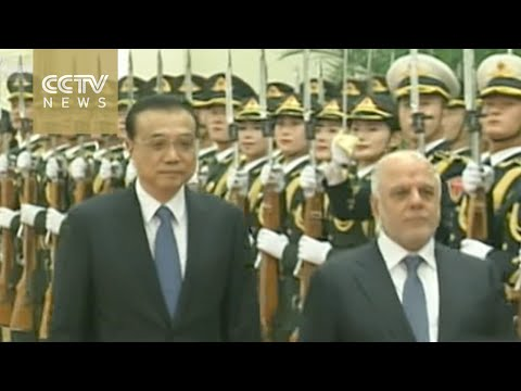China, Iraq sign memo to promote energy partnership