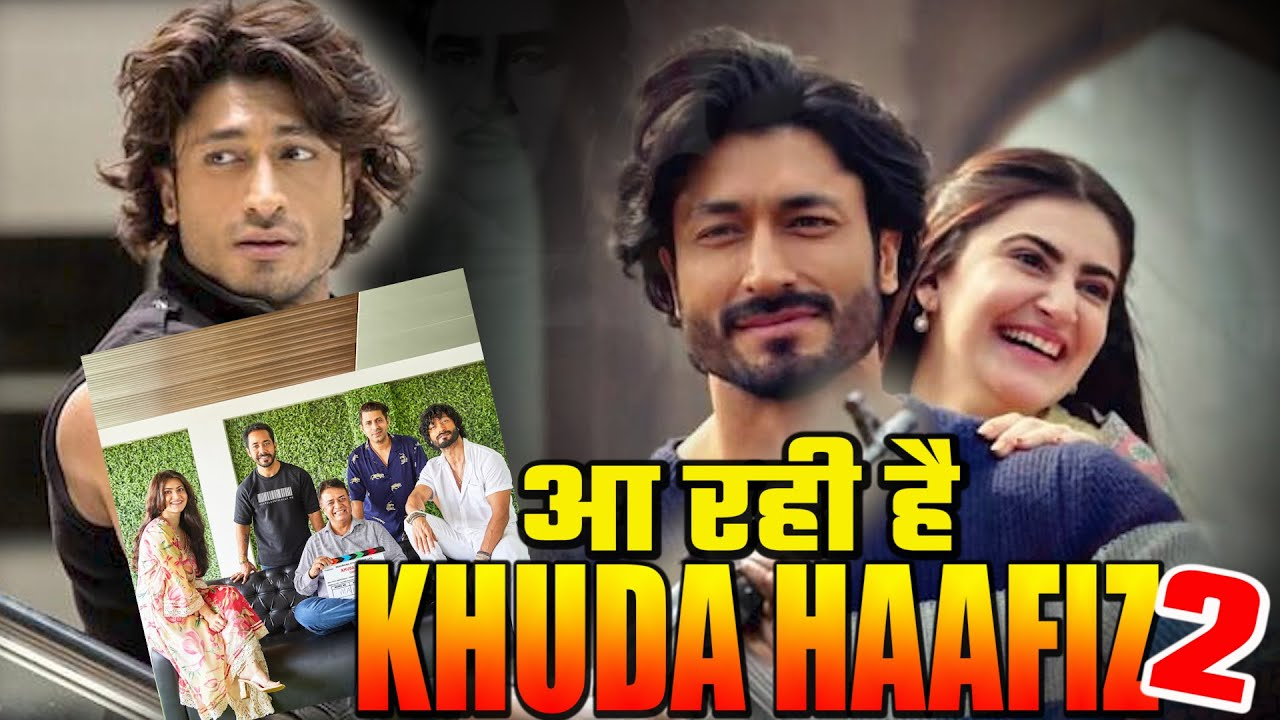Vidyut Jammwal को देना होगा Khuda Hafiz 2 के लिए Agni Priksha