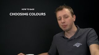 WHTV Tip of the Day - Bases: Choosing Colours.