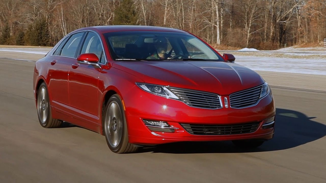 2013 Lincoln Mkz First Drive Consumer Reports Youtube