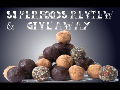 SuperFood Review & Giveaway!!~Closed~