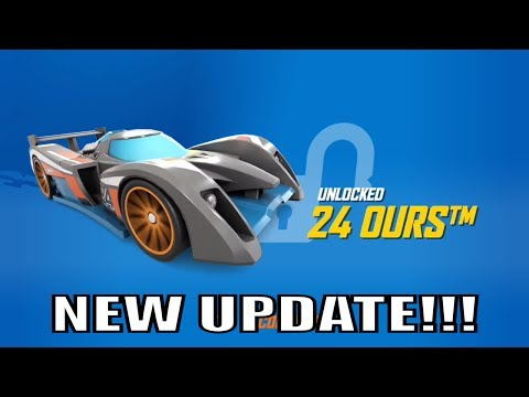 Hot Wheels: Race Off - New Update High Speed Set || 24 OURS UNLOCKED AND MAXED