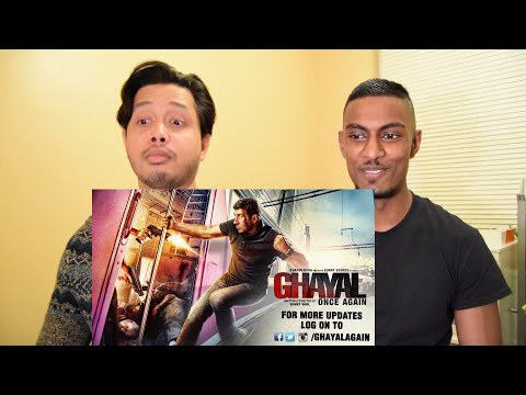 Ghayal Once Again by Hard Hitting Sunny Deol | Trailer 3 Reaction and Review | Stageflix