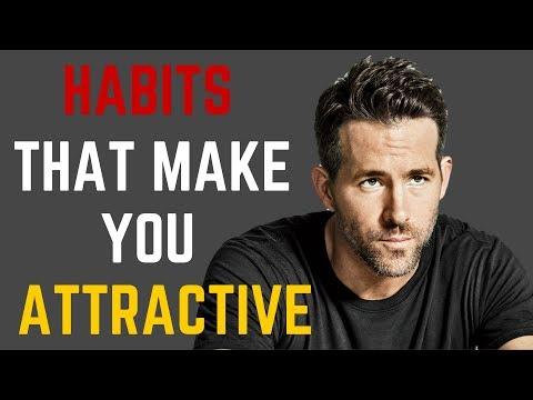 5 Habits of HandsomeAttractive Men