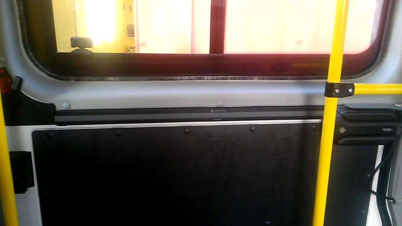 как настроить дверь на фиате дукато автомат