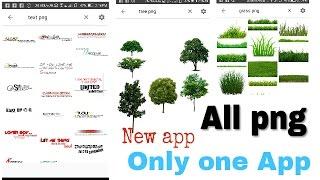 All png dawnloud New App