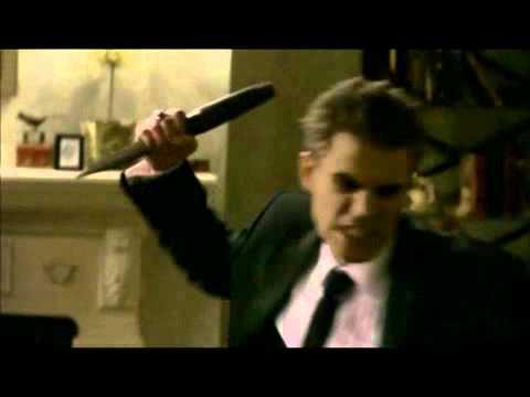 Vampire Diaries Stefan And Damon Fighting