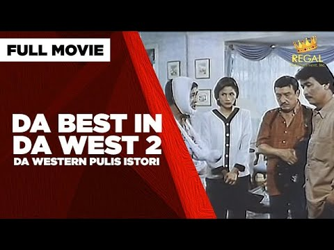 DA BEST IN DA WEST 2: DA WESTERN PULIS ISTORI: Dolphy, Lito Lapid & Babalu | Full Movie