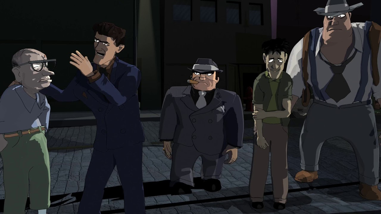 Download The Baritonios - 3D Animated Adult TV Series
