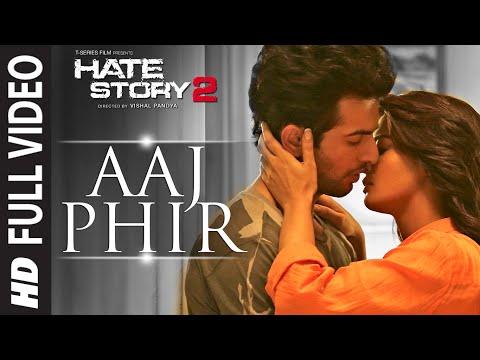 Lyrical: Aaj Phir Full Song with Lyrics   Hate Story 2