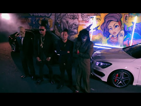 MOZART LA PARA FT  SHELOW SHAQ   LLEGAN LOS MONTRO MAN  VIDEO OFICIAL
