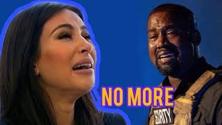 WHY KIM KARDASHIAN AND KANYE WEST MARRIAGE IS TRAGICALLY ENDING