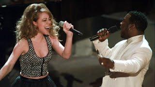 Mariah Carey & Boyz II Men - One Sweet Day LIVE @ The 1996 Grammys (Dubbed Performance)