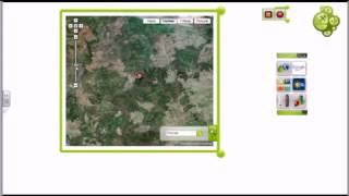 Интерактивная доска eno на уроке географии. WizTeach. Ч.8 Карты, знаки, погода и т.д.