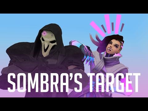 Sombra's Target [Overwatch SFM]