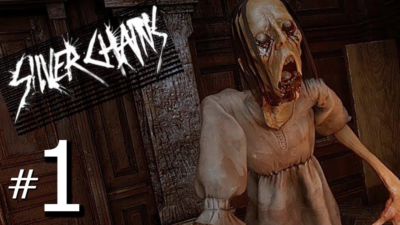 ไม่กลัวเท่าไหร่ แต่ตกใจมากๆ - Silver Chains - Part 1 (มีต่อ)