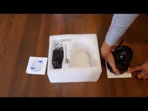 Camera IP wireless megapixel interior pantilt Tenvis TH661 - www.1cctv.ro