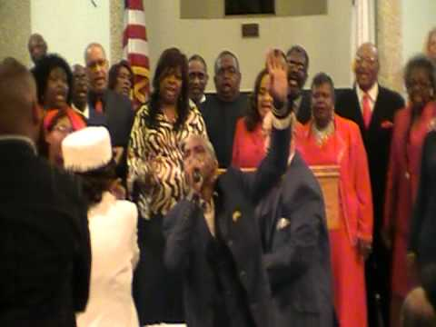 Keith Pringle and the Pentecostal Community Choir