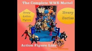 The Complete WWE Mattel Retro Action Figure Line - The Documentary for WWF Wrestling Figure Fans