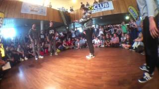 Culture infection Battle 2014 Future Skillz vs.Prodigy+ La Hala King Zoo