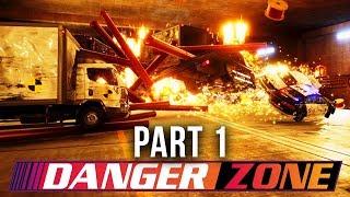 DANGER ZONE Gameplay Walkthrough Part 1 - 2ND IN THE WORLD & PLATINUM