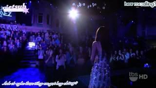 [Vietsub + kara][SGVF] A year without rain - Selena Gomez at Lopez Tonight