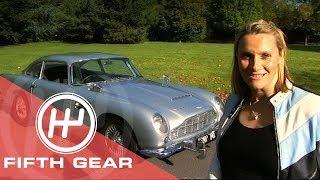 Fifth Gear James Bonds Aston Martin смотреть