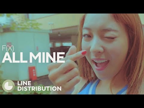 F(X) - All Mine (Line Distribution) mp3 Free