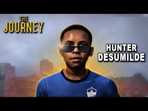 THE JOURNEY - SENDO DESUMILDE E ARROGANTE - FIFA 17 #01