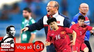 Vlog Minh Hải | HLV Park Hang Seo yếu ở đâu và thất bại điểm gì?