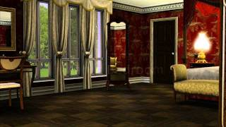 The Sims 3 - Downton Abbey (Highclere Castle)