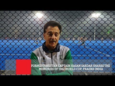 Former Pakistan Captain Hasan Sardar Shares The Memories Of 1982 World Cup, Praises India