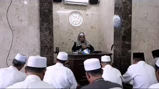 Istighosah, asmaul husna Ponpes Bahrul Hidayah bersama KH Azis Munif