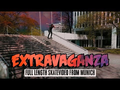 EXTRAVAGANZA |  FULL LENGTH | 2017 by Hoansoan Skateboarding