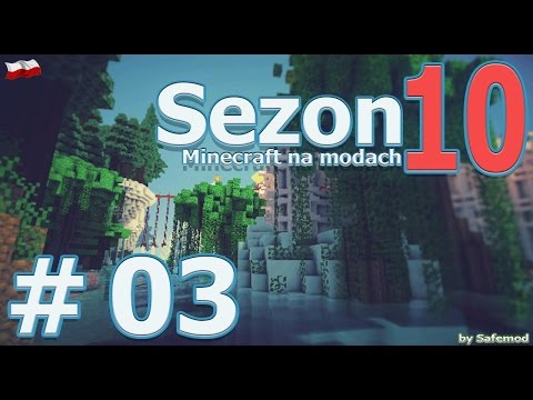 MC Sezon 10 - #03 - GregTech Smelting Crucible - Początki